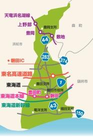 磐田市地図情報提供サービス