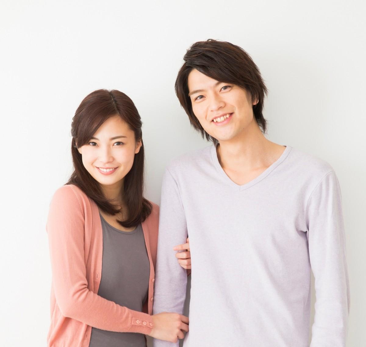 浜松磐田婚活サロン縁婚活HP写真 カップル修正