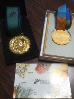 河合純一金メダル